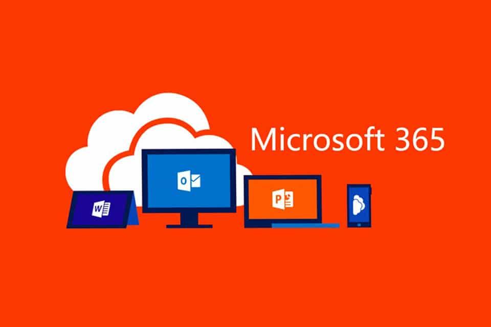 Att hyra programvara Office 365 eller microsoft 365